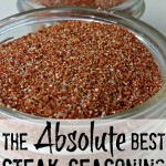 The Best Homemade Steak Seasoning Recipe