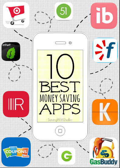 The 10 Best Money Saving Apps