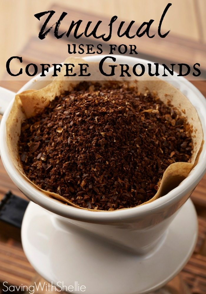 Coffee isn't just a great way to start your day. Get rid of furniture scratches, fight cellulite and more. You won't believe some of these unusual uses for coffee grounds.