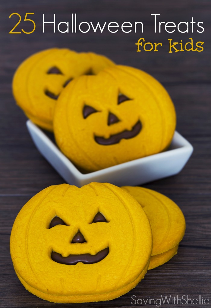 25 Halloween Treats for Kids