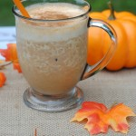 Try this protein-packed Pumpkin Spice Smoothie for a delicious on-the-go breakfast this fall.