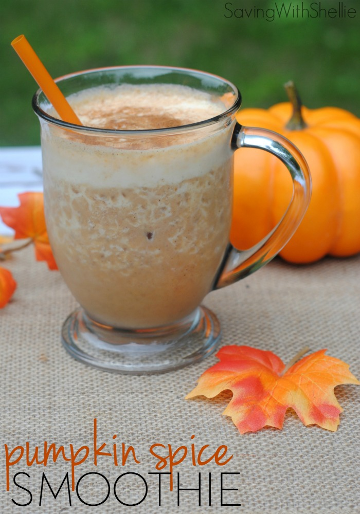 Pumpkin Spice Breakfast Shake Recipes — Dishmaps