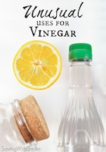 10 Unusual Uses for Vinegar