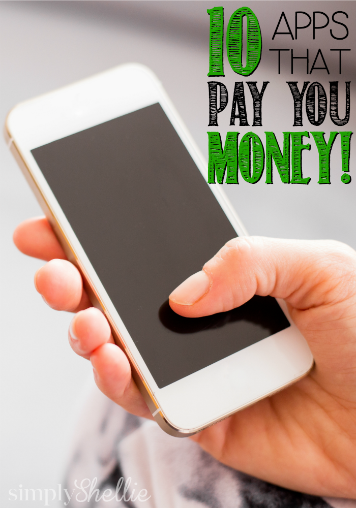 10 Apps That Pay You Money!