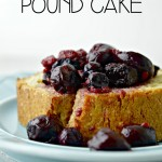 This is my favorite recipe for Classic Pound Cake. It's perfectly moist, rich and velvety. Serve with just a dusting of powdered sugar, or maybe a berry compote. Or be decadent with ice cream and Dulce de Leche.