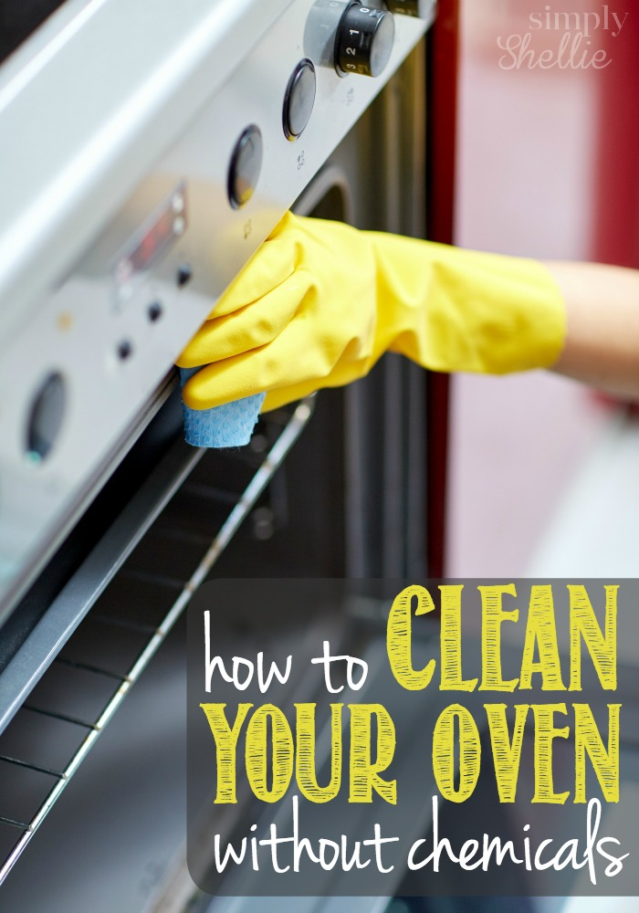 How to Clean Your Oven Without Chemicals