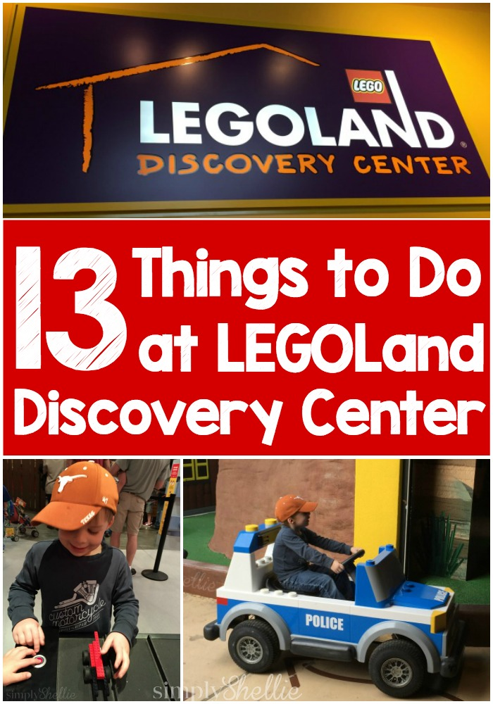 13 Things to Do at LEGOLand Discovery Center