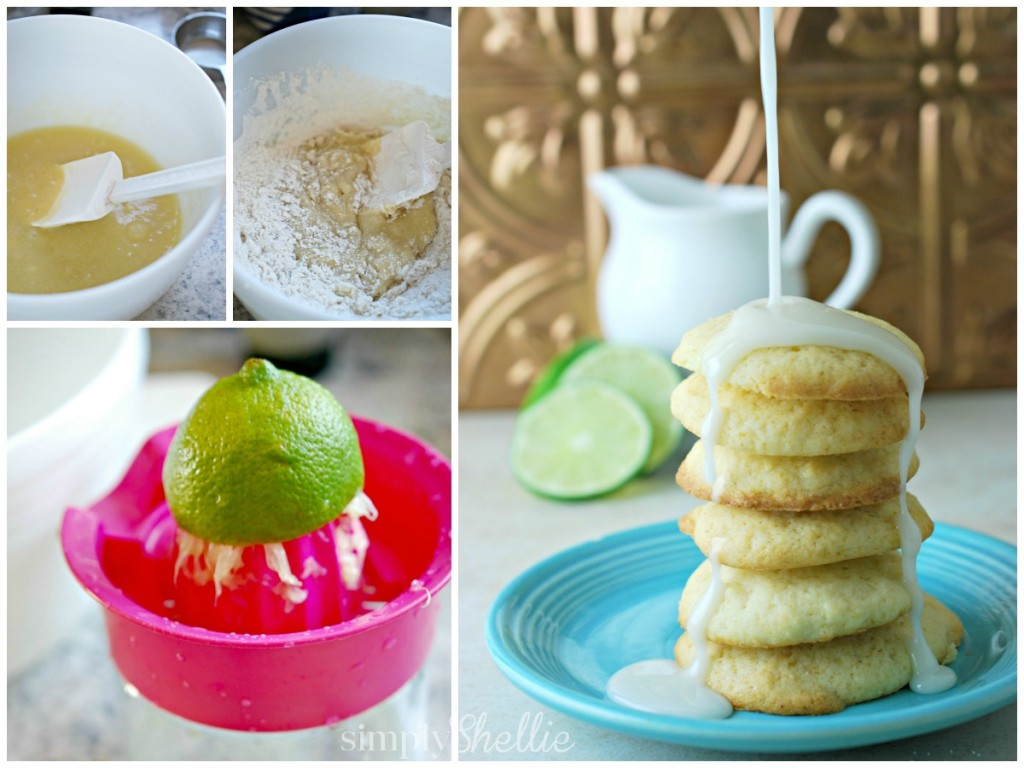 LimeCookiesCollage