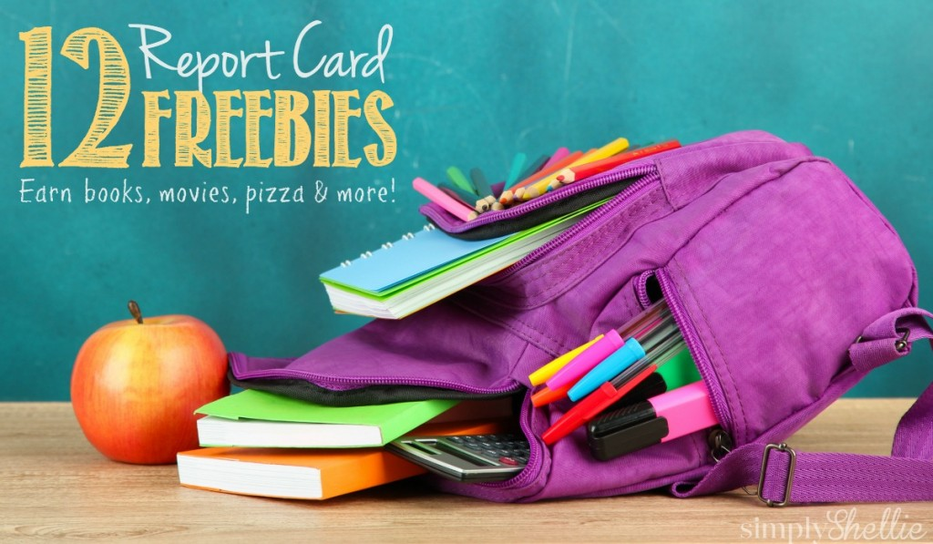 If your kids bring home good report cards, don't miss this awesome Good Report Card Freebies list. I'm using it as a motivating tool to get us through the end of the year.