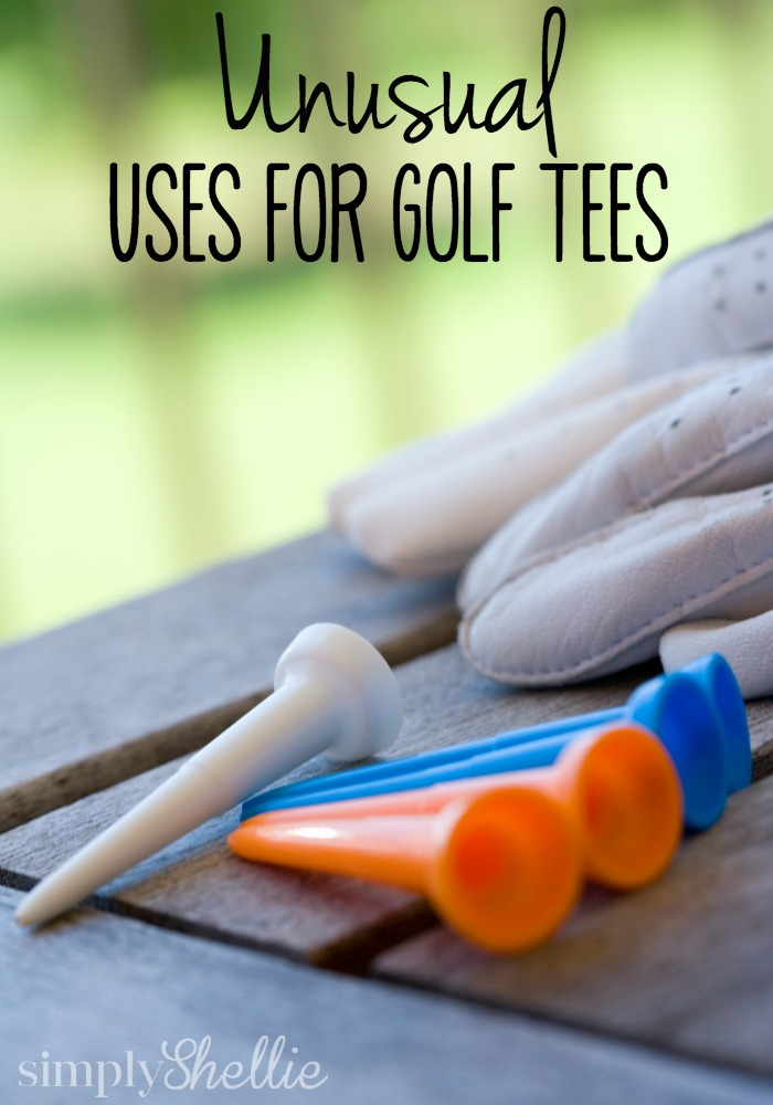 10 Unusual Uses for Golf Tees