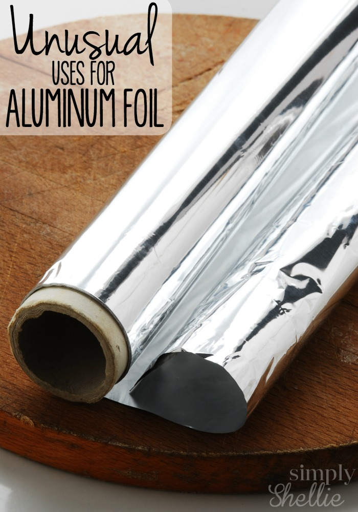 Aluminum foil does more than wrap up your favorite roast. It has dozens of uses; many outside the kitchen.