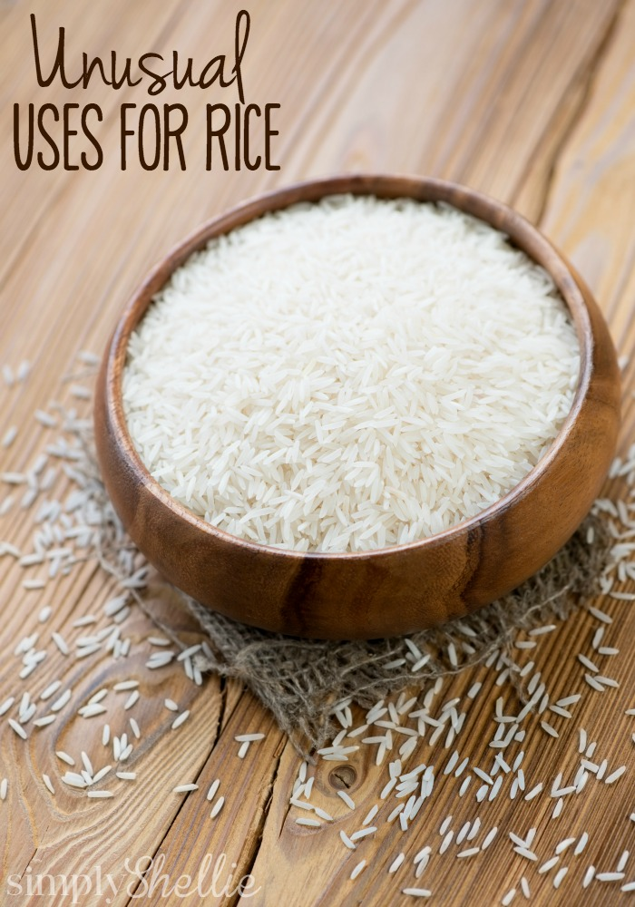 10 Unusual Uses for Rice