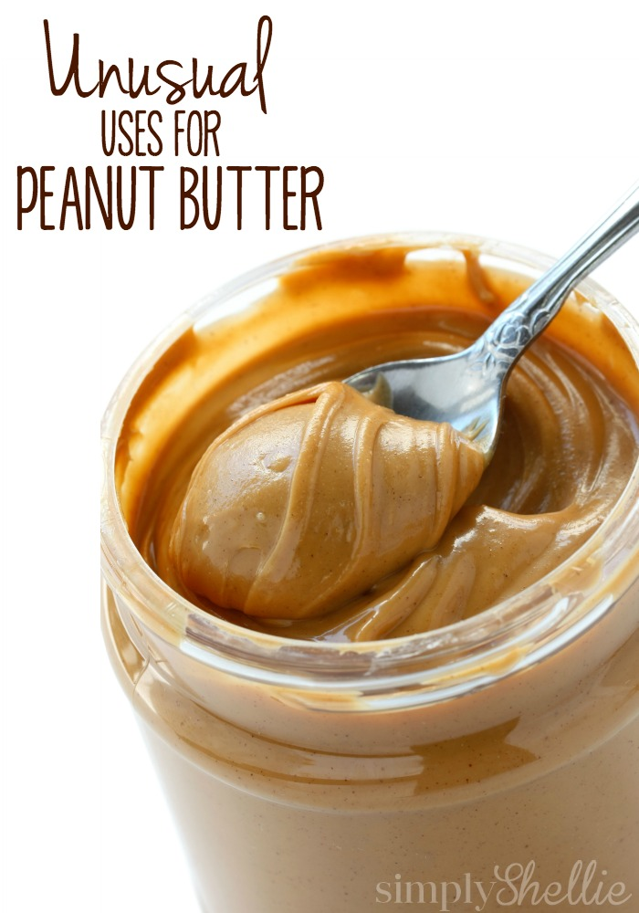 Hopefully you don't have any peanut allergies in your house so you can take advantage of these Unusual Uses for Peanut Butter. I've never tried #3 before and am excited to give it a go!