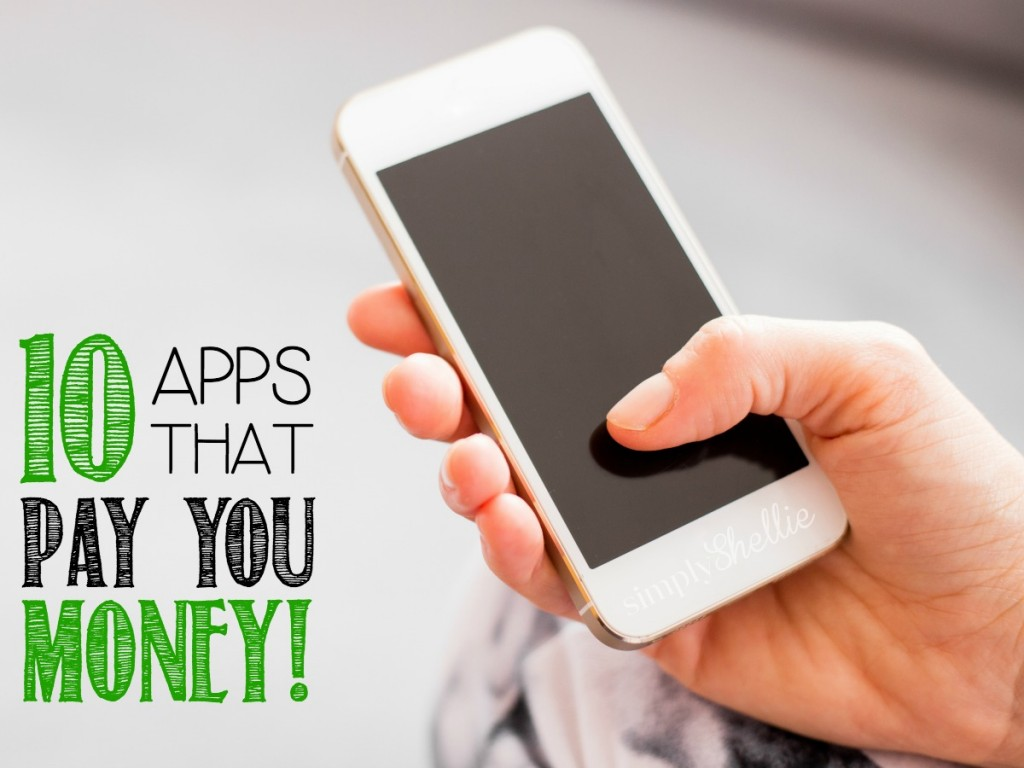Put your smart phone to work! Here are 10 Apps That Pay You Money to use them. You can a couple hundred dollars per year!