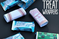 Get Kreative With Kellogg's Rice Krispies Treats – Baseball Themed Treats