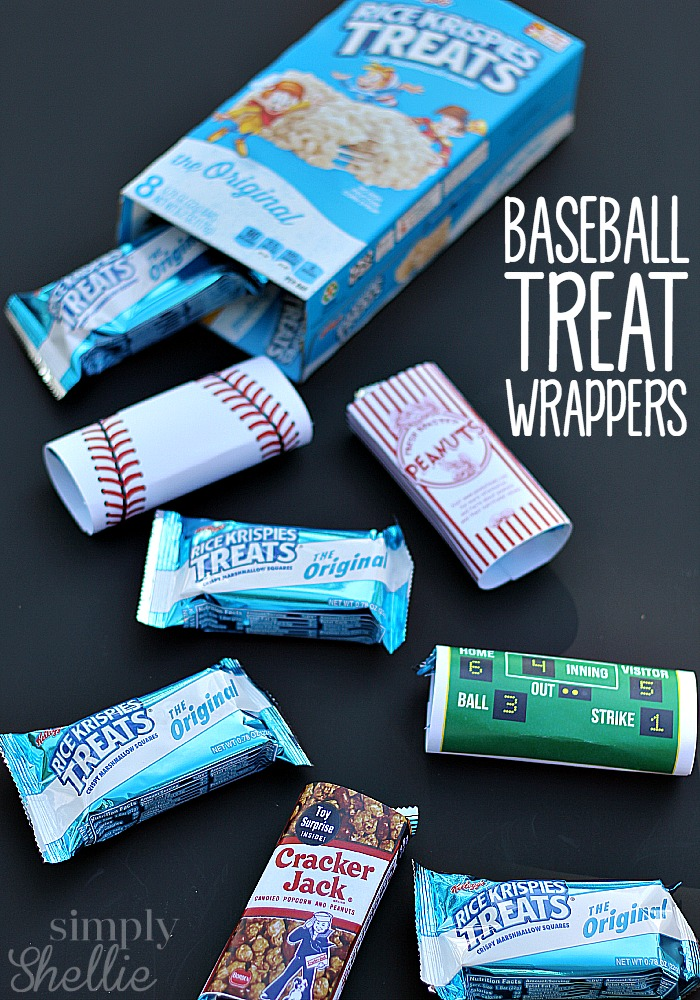 Get Kreative With Kellogg's Rice Krispies Treats | Baseball Themed Treats