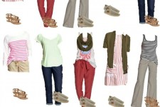 Old Navy Spring Styles – 16 Mix & Match Wardrobe Options