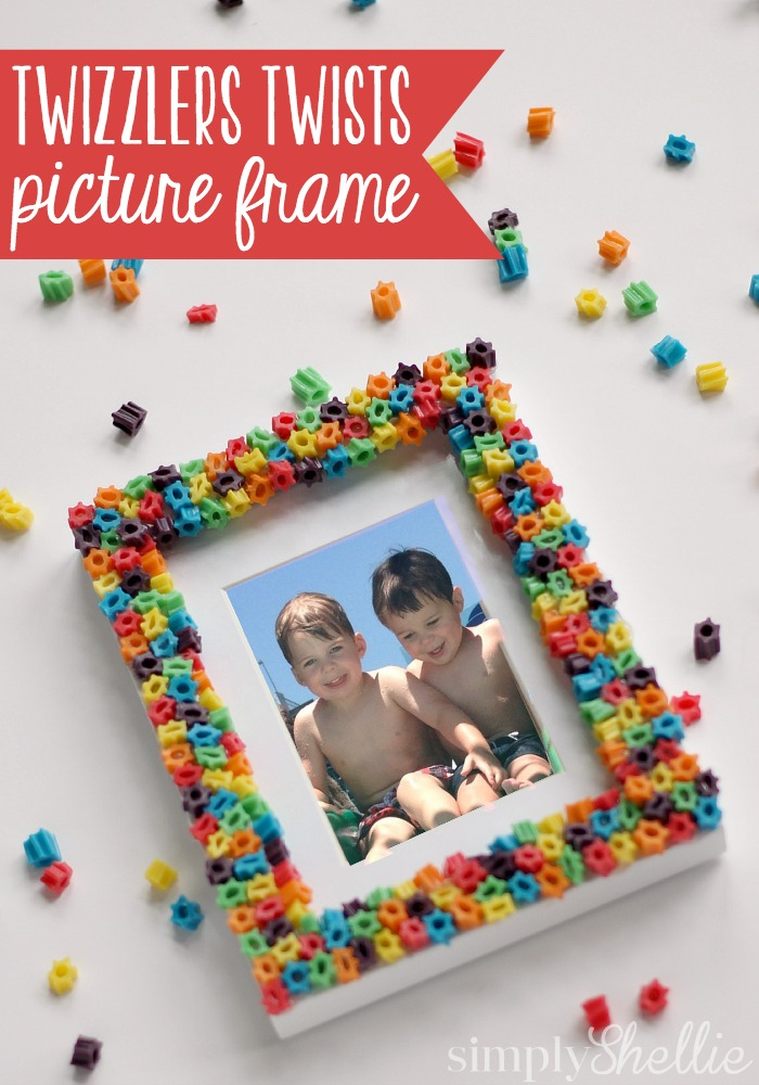 Twizzlers Twists Picture Frame