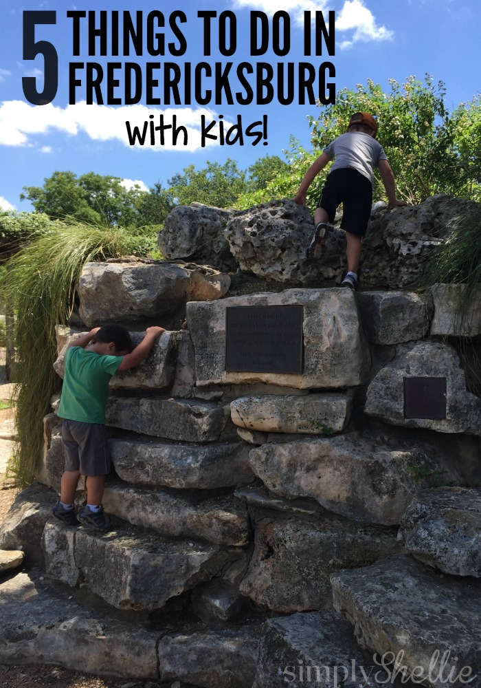 5 Fun Things to Do in Fredericksburg with Kids