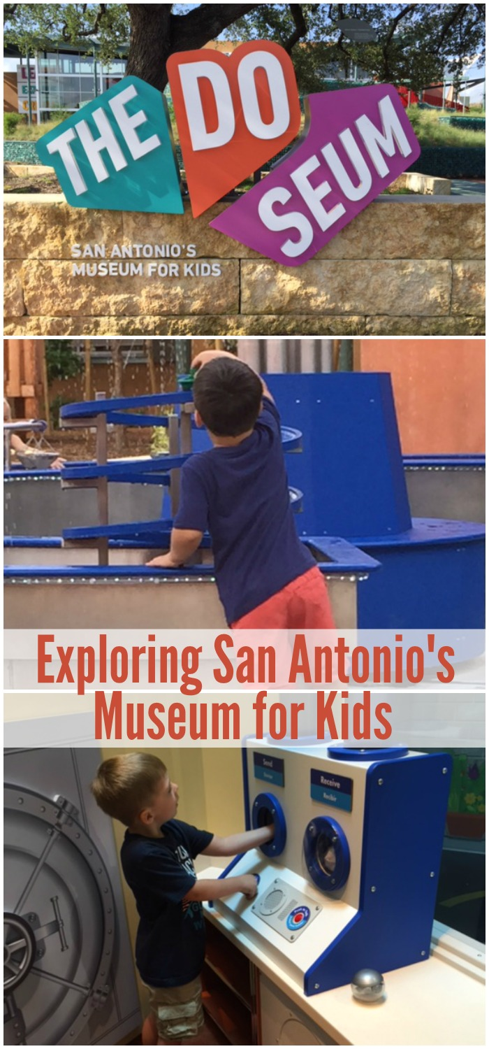 A Day of Play at The DoSeum in San Antonio