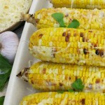 Roasted Parmesan Corn on the Cob Recipe