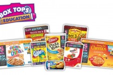 Breakfast, Lunch and Dinner with Box Tops!