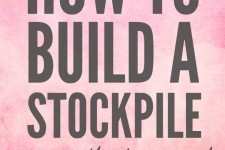 Stockpiling 101: Simple Steps to Stockpiling Success