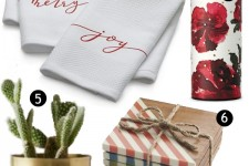Holiday Gift Guide: Fabulous Hostess Gift Ideas