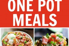 One Pot Meals to Make Dinnertime a Breeze!