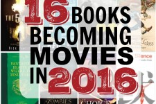 16 Books Becoming Movies in 2016