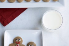 Homemade Gingerbread Cookie Recipe