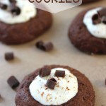 Hot Cocoa Cookies