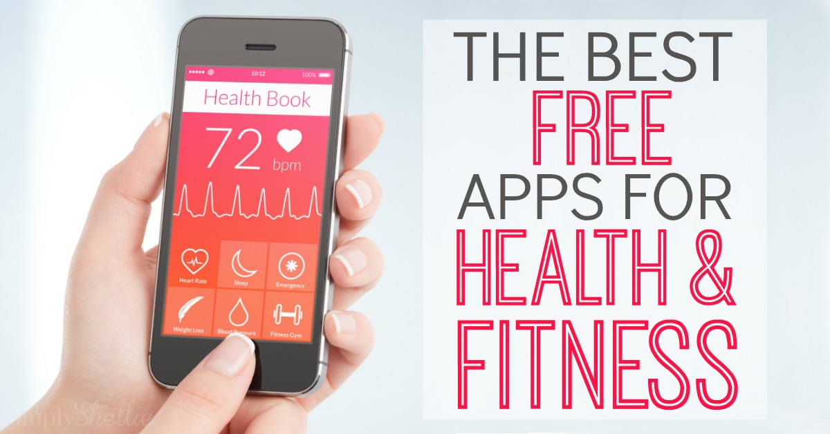 Best Free Apps For Health and Fitness