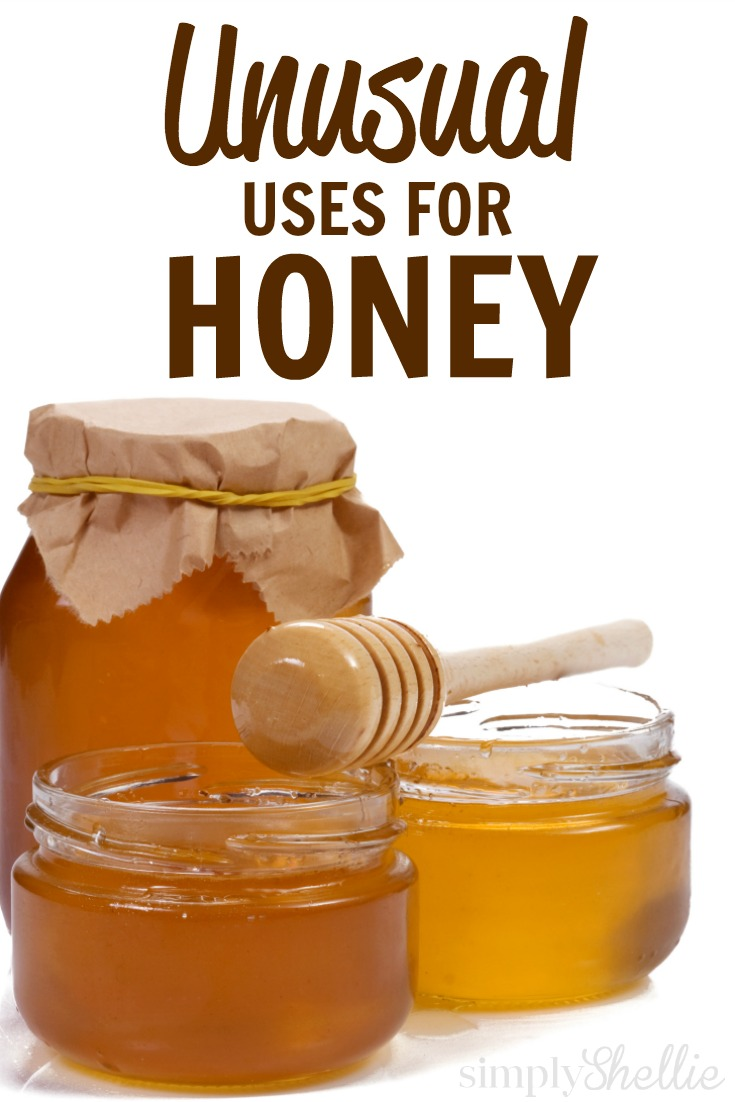 Unusual Uses for Honey
