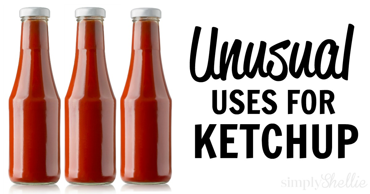 Unusual Uses for Ketchup