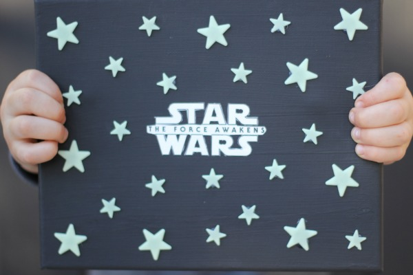 Easy Star Wars Canvas Art