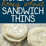 Homemade Sandwich Thins