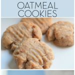 Banana Oatmeal Cookies Recipe