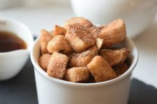 Cinnamon Sugar French Toast Bites