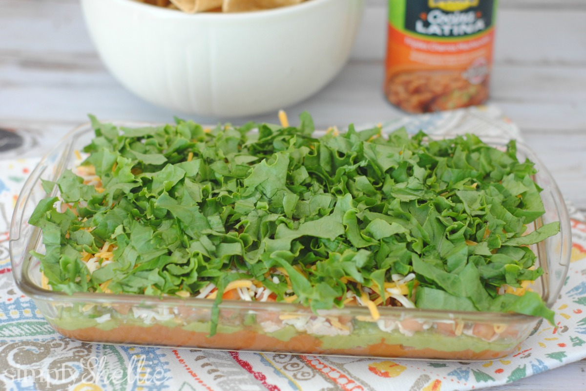 good 7 layer dip. It's the classic party dip! This 7 Layer Dip ...