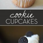 Easy Cookie Cupcakes
