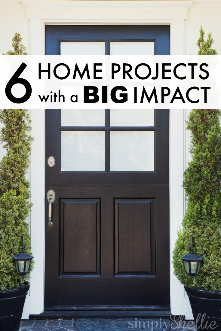 6 Home Maintenance Projects That Make A Big Impact