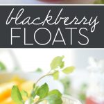 Blackberry Floats