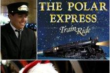 The Polar Express Train Ride – A Magical Christmas Experience!