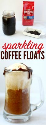 Sparkling Iced Coffee