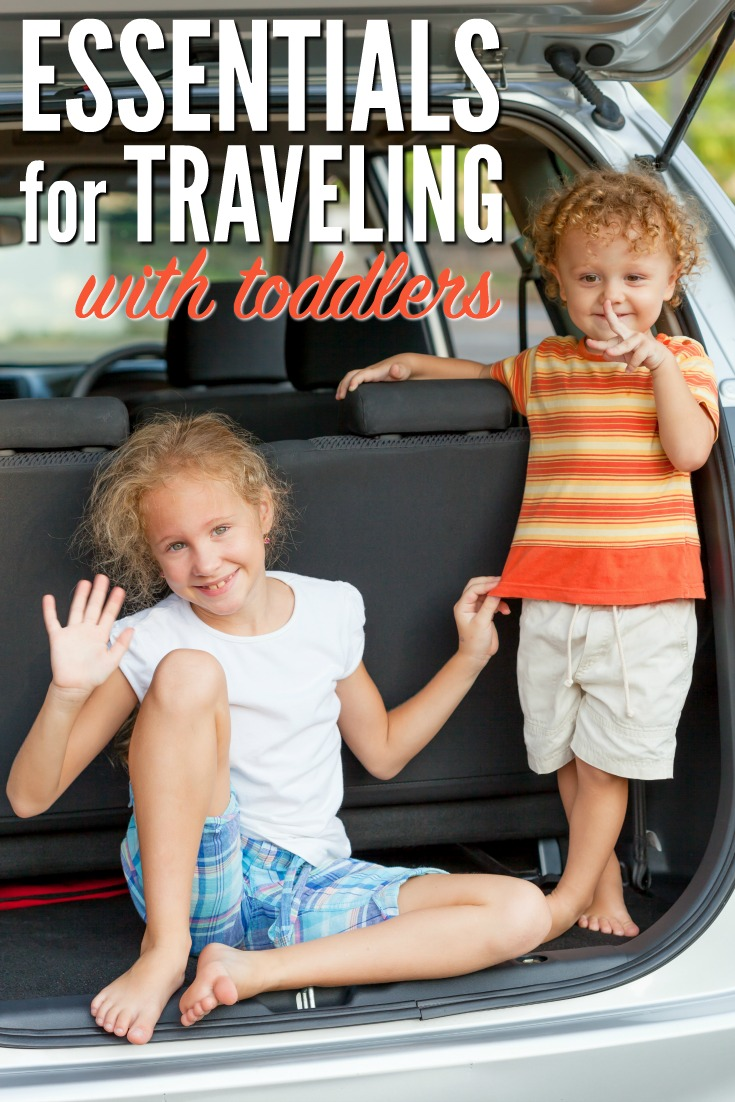 Essential Accessories For Traveling With Toddlers