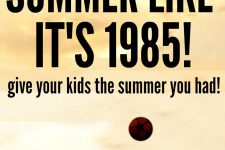 Summer Like It's 1985!