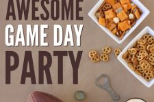 How to Host an Awesome Game Day Party