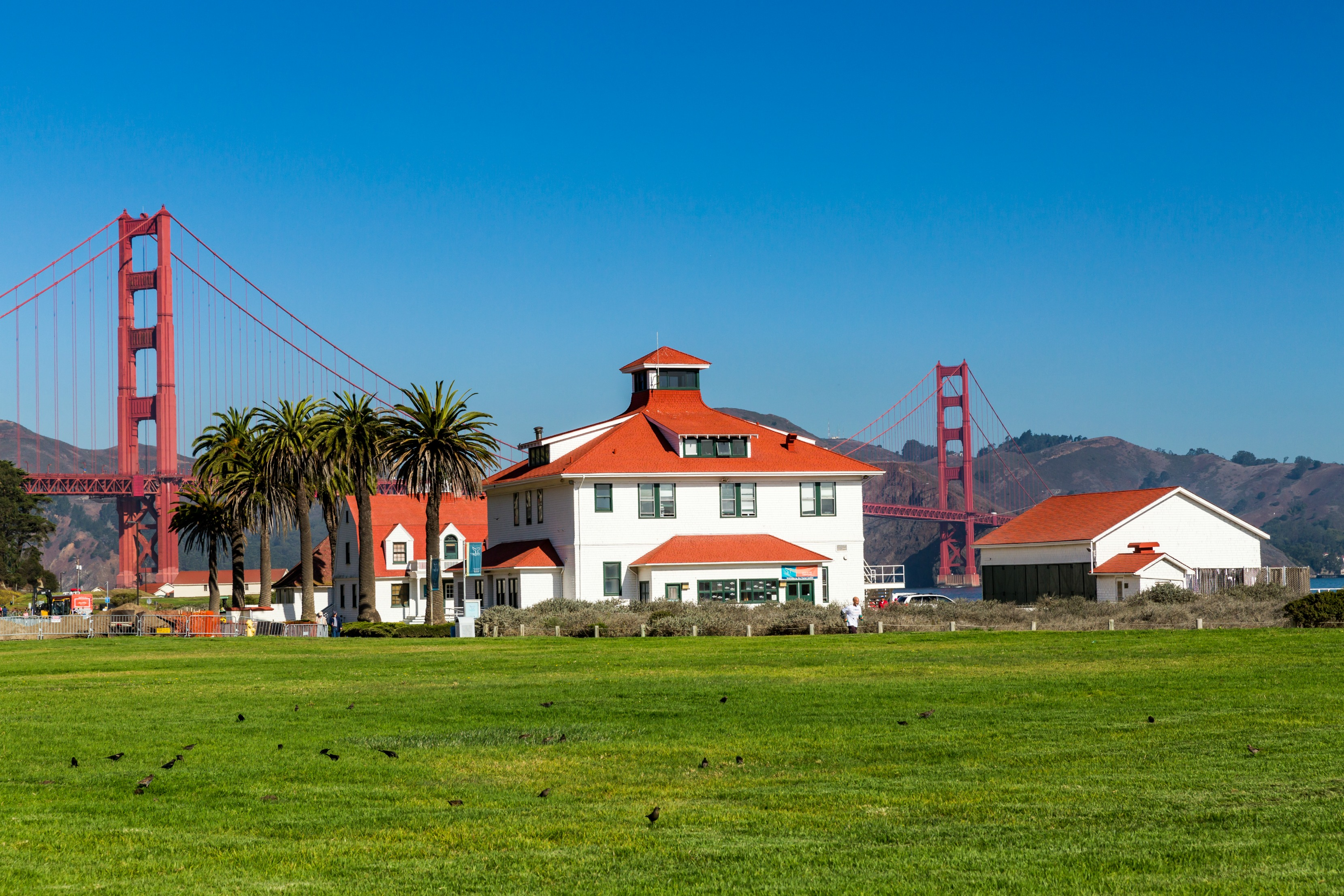 San Francisco's Urban National Parks - The Presidio