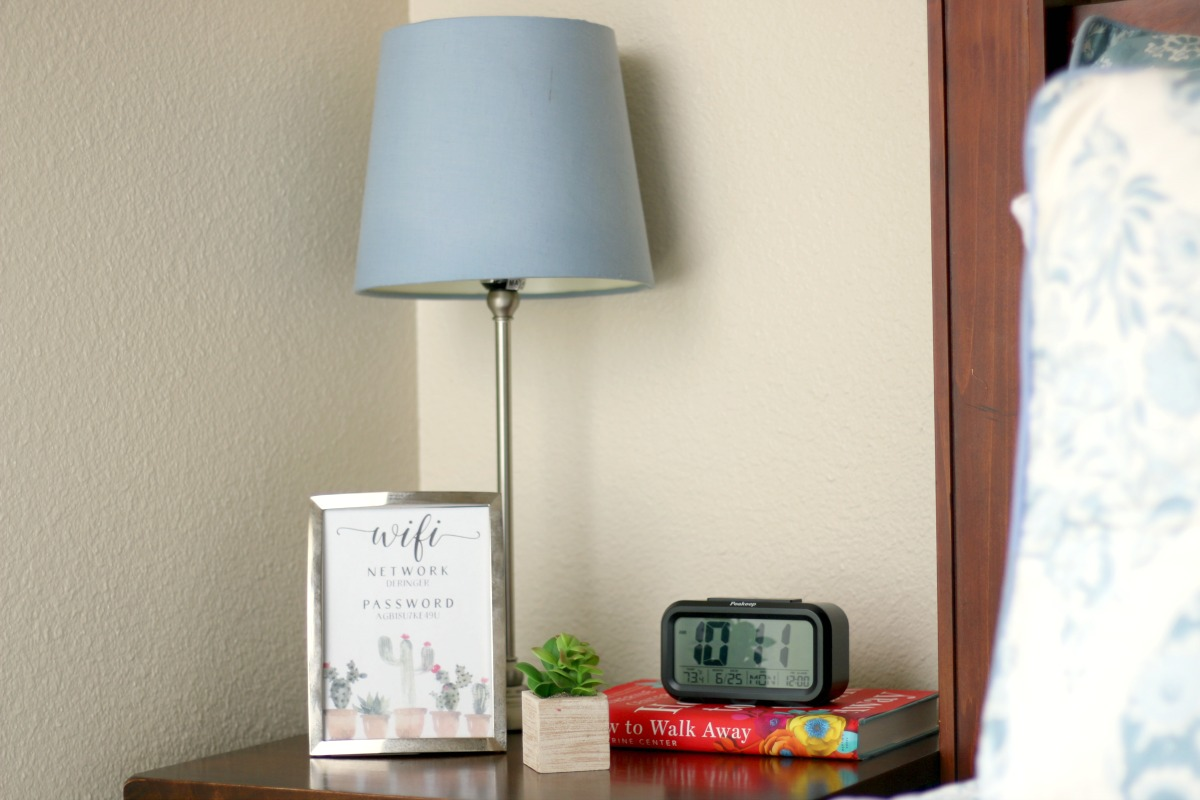 Guest Room Essentials